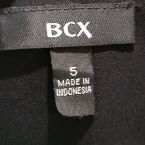 BCX Dresses - Lbd